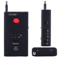CC3308 Little Angel Wireless Signal Detector - Spy Camera Lens Finder - Compass Tool