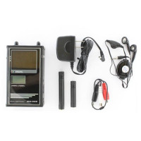 Wireless Detector With 2.5 Inch Display to Inspect Wireless Spy Camera in time